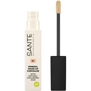 Sante Naturkosmetik - Concealer - Mineral Wake-Up Concealer
