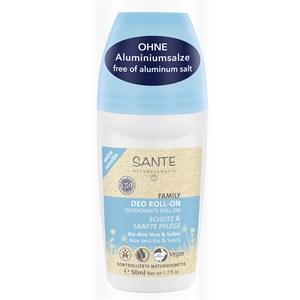 Sante Naturkosmetik - Deodorant - Organic Aloe Vera & Sage Extra Sensitive Organic Aloe Vera & Sage Extra Sensitive