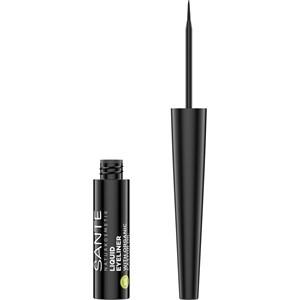 Sante Naturkosmetik - Eyeliner - Liquid Eyeliner