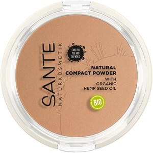 Sante Naturkosmetik - Foundation & Puder - Natural Compact Powder