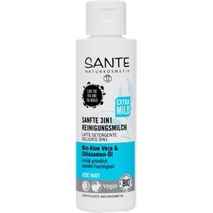 Sante Naturkosmetik - Facial care - Organic Aloe & Chia Seed Oil Organic Aloe & Chia Seed Oil