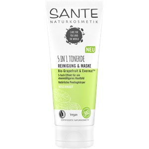 Sante Naturkosmetik - Facial care - Organic Grapefruit & Evermat Organic Grapefruit & Evermat
