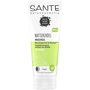 Sante Naturkosmetik - Facial care - Organic Grapefruit & Evermat Organic Grapefruit & Evermat