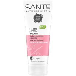Sante Naturkosmetik - Reinigung - Sanftes Waschgel Bio-Inca Inchi-Öl & Probiotika