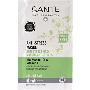 Sante Naturkosmetik - Facial care - Organic Almond Oil & Vitamin F Organic Almond Oil & Vitamin F