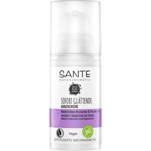 Sante Naturkosmetik - Facial care - Acido ialuronico naturale e crescione del Brasile Acido ialuronico naturale e crescione del Brasile