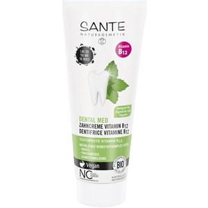 Sante Naturkosmetik - Facial care - Toothpaste Vitamin B 12