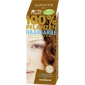Sante Naturkosmetik - Hair care - Natural Plant Hair Color