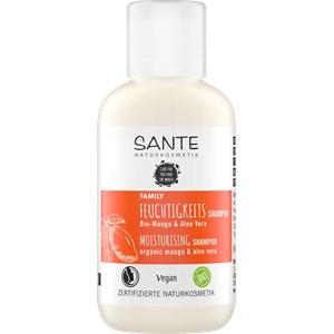 Sante Naturkosmetik - Hair care - Mango bio e aloe vera Mango bio e aloe vera