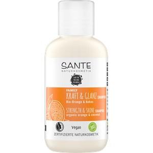 Sante Naturkosmetik - Hair care - Organic Orange & Coconut Organic Orange & Coconut