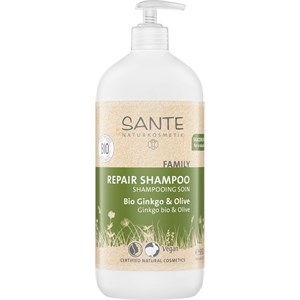Sante Naturkosmetik - Haarpflege - Repair Shampoo Bio-Ginko & Olive