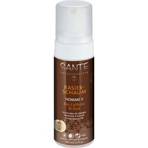 Sante Naturkosmetik - Man care - Cafeína orgánica y acai Cafeína orgánica y acai