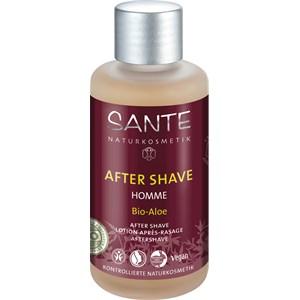 Sante Naturkosmetik - Man care - Homme After Shave  Bio-Aloe