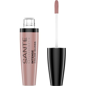 Sante Naturkosmetik - Lipp Gloss - Intense Color Gloss