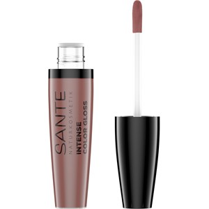 Sante Naturkosmetik - Lipp Gloss - Intense Color Gloss