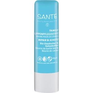 Sante Naturkosmetik - Lippenpflege - Bio-Sheabutter & Kakaobutter extra sensitiv Lippenpflegestift