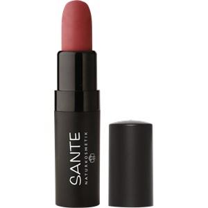 Sante Naturkosmetik - Lips - Lipstick Mat Matt Matte