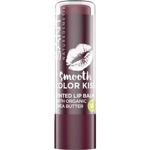 Sante Naturkosmetik - Lipsticks - Smooth Color Kiss