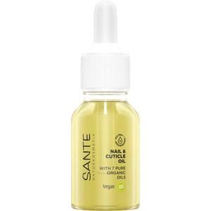 Sante Naturkosmetik - Nagelpflege - Nail & Cuticle Oil
