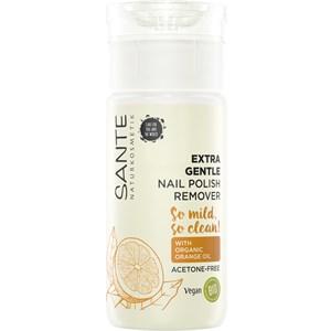 Sante Naturkosmetik - Nagelpflege - Nail Polish Remover
