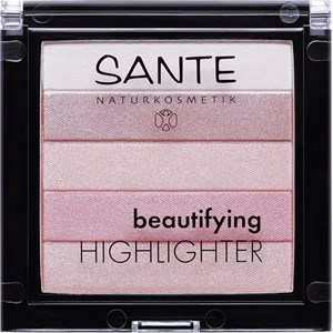 Sante Naturkosmetik - Highlighter - Beautifying Highlighter