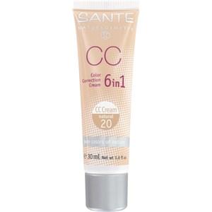Sante Naturkosmetik - Teint - CC Cream