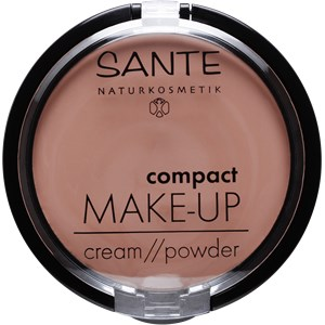 Sante Naturkosmetik - Teint - Compact Make-up