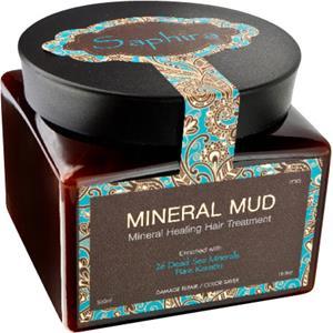Image of Saphira Pflege Haarpflege Mineral Mud 250 ml