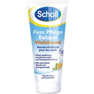 Scholl - Creme para pés e para o banho - Bálsamo revitalizante de cuidado dos pés