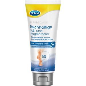 Scholl - Foot creams & baths - Reichhaltige Fuß- und Nagelcreme