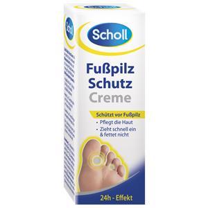 Scholl - Saúde dos pés - Creme de proteção para pé de atleta