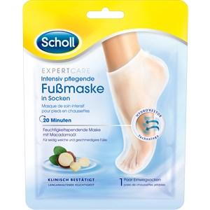 Scholl - Fußgesundheit - Intensiv pflegende Fußmaske
