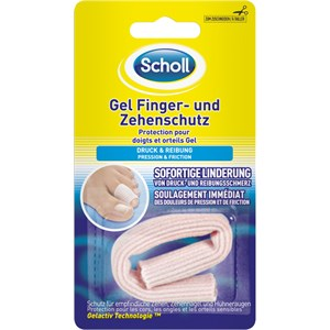 Scholl - Fußkomfort - Gel Finger- und Zehenschutz
