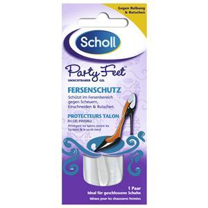 Scholl - Foot comfort - Unsichtbarer Gel Fersenschutz
