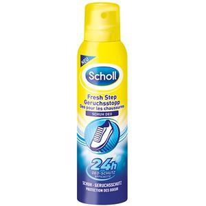 Scholl - Shoe and foot freshness - Fresh Step Hajulle stop Kenkädeodorantti