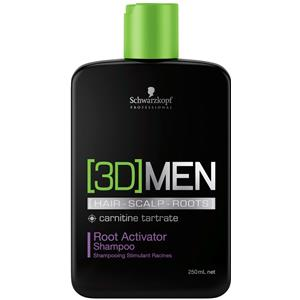 Schwarzkopf Professional - 3D Men - Activerende shampoo