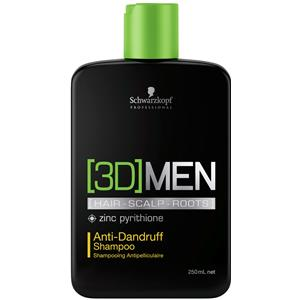 Schwarzkopf Professional - (3D) Men - Shampoo anti-forfora