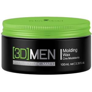 Schwarzkopf Professional - (3D) Men - Medium Hold Wax