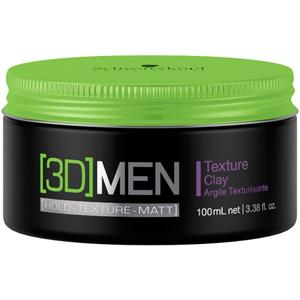 Schwarzkopf Professional - (3D) Men - Clay Super Strong