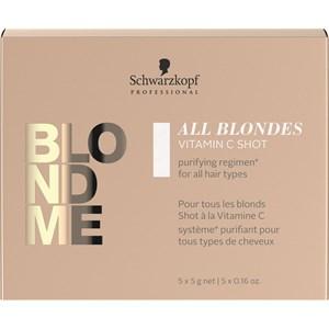 Schwarzkopf Professional - All Blondes DETOX - Vitamin C Shot