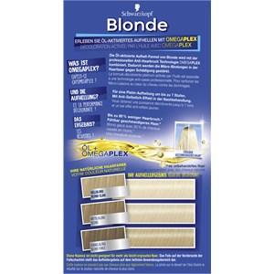 Schwarzkopf Professional - BlondMe - Platin Aufheller Eisblond L100