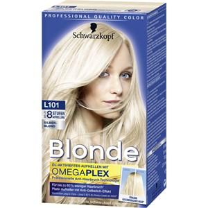 Schwarzkopf Professional - BlondMe - Silberblond L101