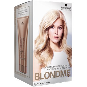 Schwarzkopf Professional - Blondme - All Blondes Duo Set