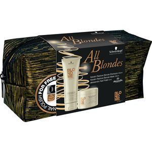 Schwarzkopf Professional - Blondme - All Blondes Geschenkset