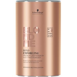 Schwarzkopf Professional - Blondme - Bond Enforcing Premium Lightener 9+
