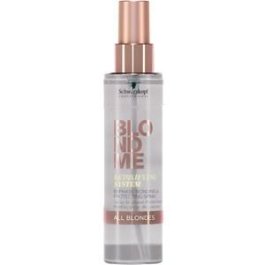 Schwarzkopf Professional - Blondme - Detoxifying System  Bi-Phase Bonding & Perfecting Spray