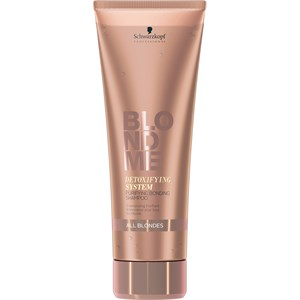 Schwarzkopf Professional - All Blondes - Detoxifying System  Purifying Bonding Shampoo