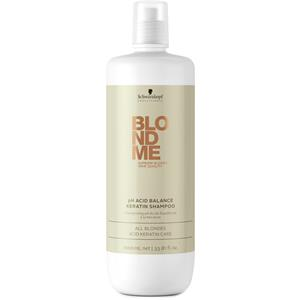 Schwarzkopf Professional - Blondme - PH Acid Balance Keratin Shampoo