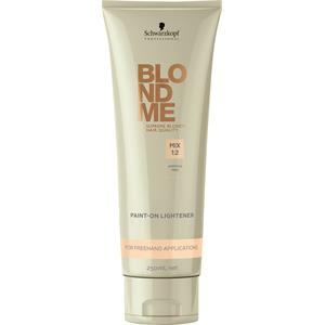 Schwarzkopf Professional - Blondme - Paint-On Lightener
