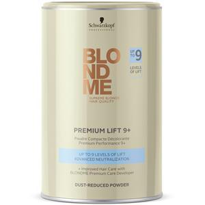 Schwarzkopf Professional - Blondme - Premium Aufheller 9+ (Hochleistungsblondierung)